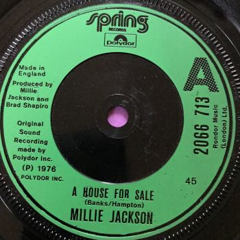 Millie Jackson-A house for sale-UK Spring E+