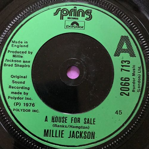 Millie Jackson-A house for sale-UK Spring E+