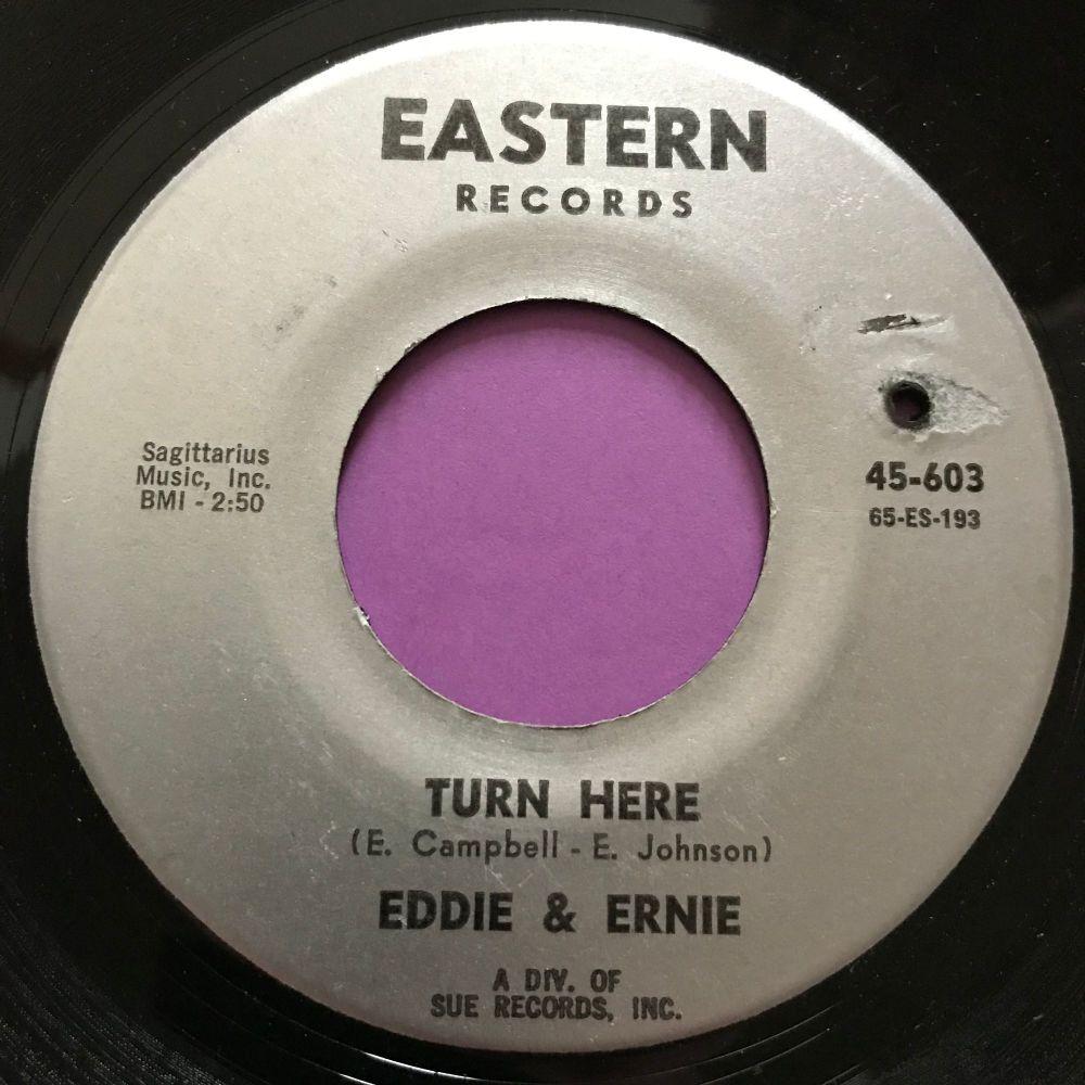 Eddie & Ernie-Turn here-Eastern E+