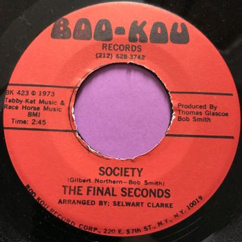 Final Seconds-Society/ Lost on a highway E+