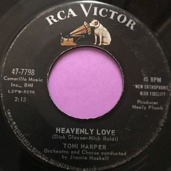 Toni Harper-Heavenly love-RCA vg+
