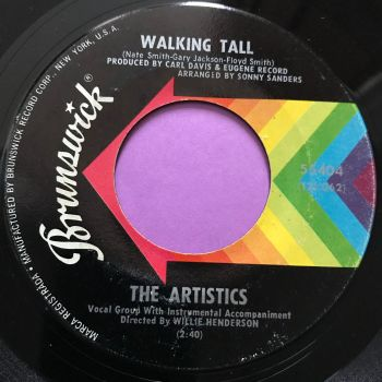 Artistics-Walking tall-Brunswick E+