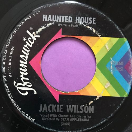 Jackie Wilson-Haunted house-Brunswick E+