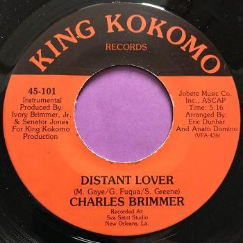 Charles Brimmer-Distant lover-Kokomo E+