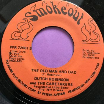 Dutch Robinson-The old man and Dad-Smokeout E+