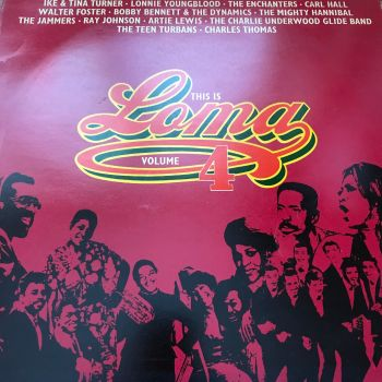 Various Artists-This is Loma 4-Loma LP E