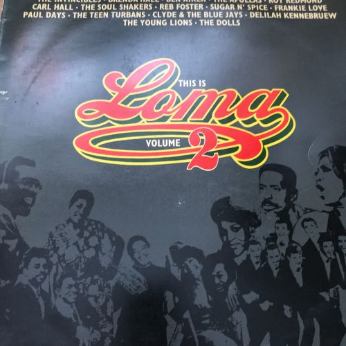 Various Artists-This is Loma 2-Loma LP E