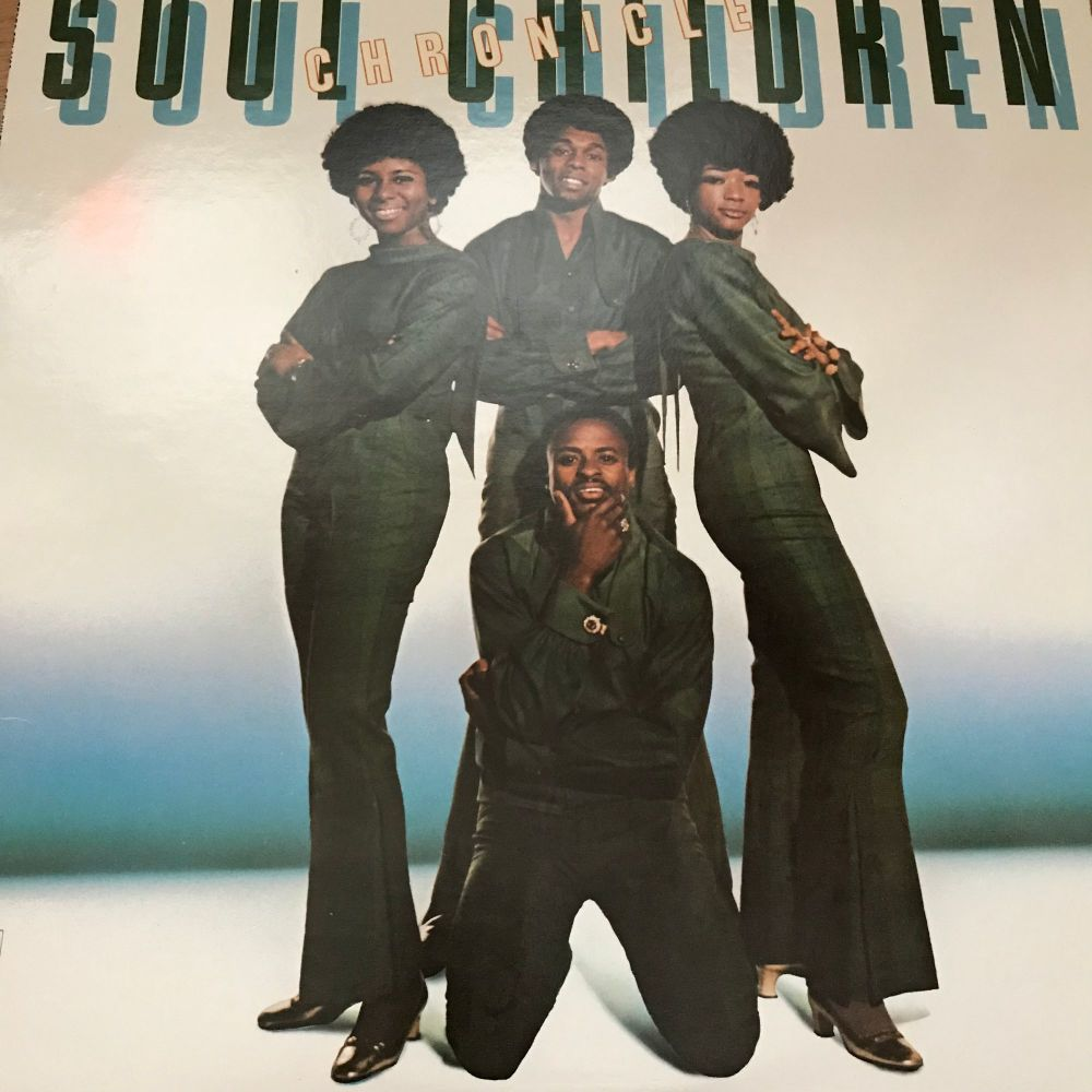 Soul Children-Chronicle-Stax E+