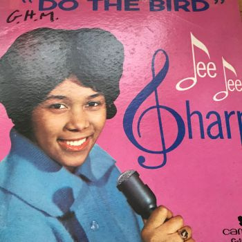Dee Dee Sharp-Do the bird-Cameo LP vg+