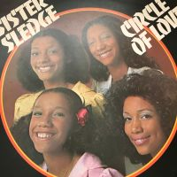 Sister Sledge-Circle of love-Atlantic LP E+