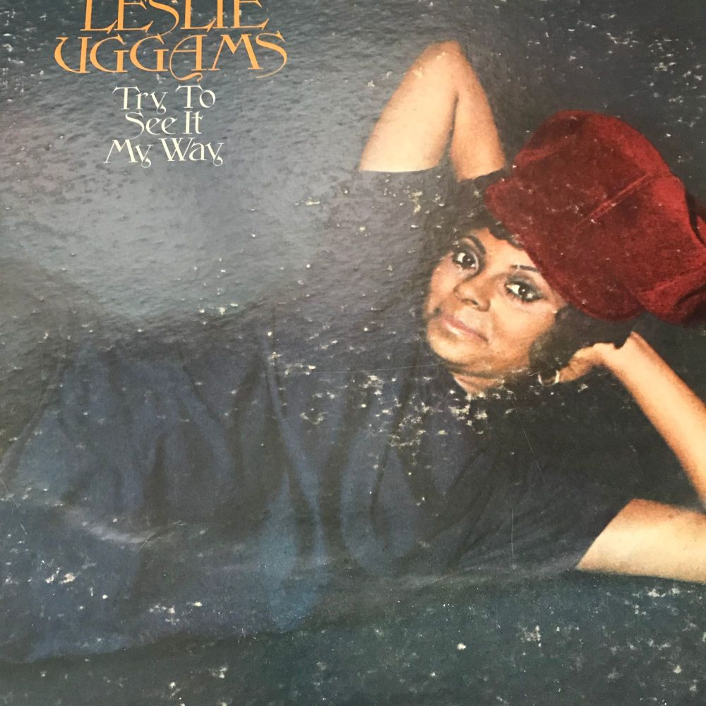 Leslie Uggams-Try to see it my way-Sonday LP E