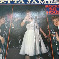 Etta James-Rocks the house-Argo LP vg+