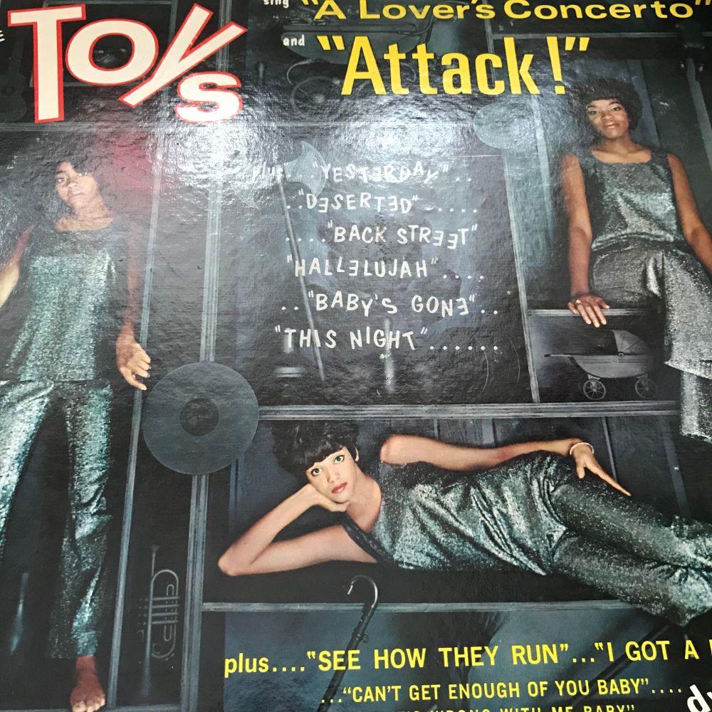 Toys-Attack-Dynavoice LP E+