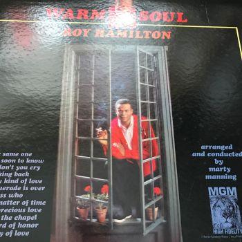 Roy Hamilton-Warm Soul-RCA LP E