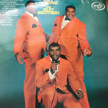 Isley Brothers-MFP LP E
