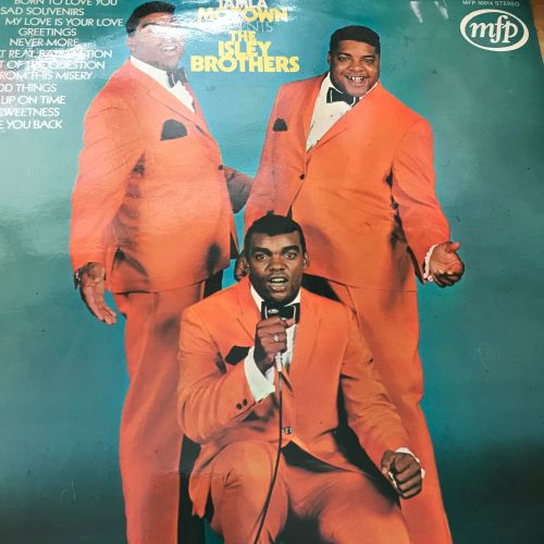 Isley Brothers-MFP LP E