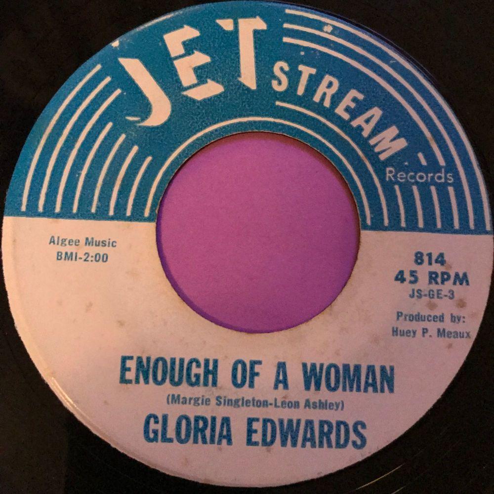 Gloria Edwards-Enough of a woman-JetStream E