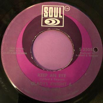 Gladys Knight-Keep an eye-Soul E