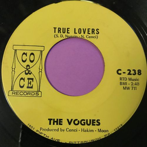 Vogues-True lovers-Co&Ce E