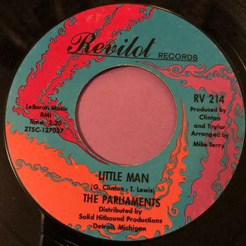 Parliments-Little man-Revilot E+