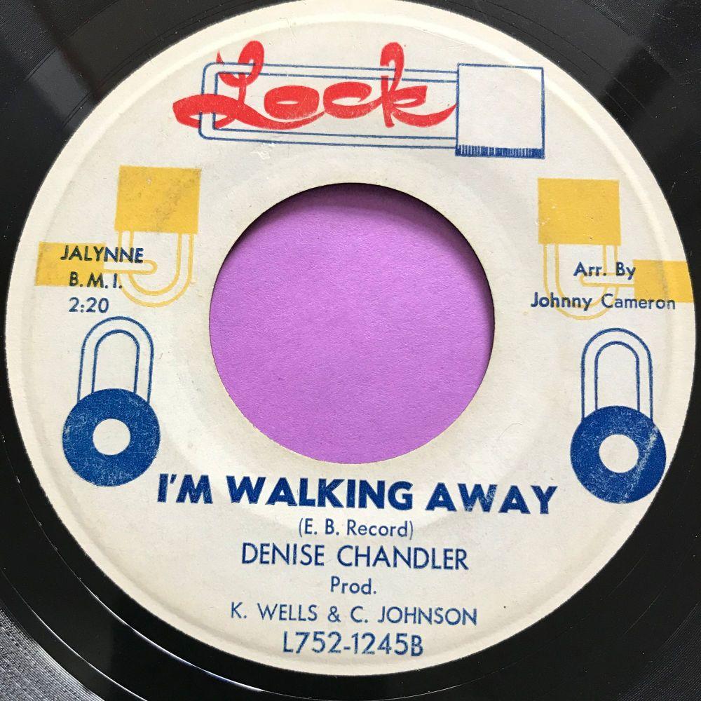 Denise Chandler-I'm walking away-Lock E-