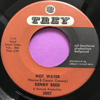 Denny Reed-Hot water-Trey E+