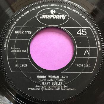 Jerry Butler-Moody woman-Mercury E+