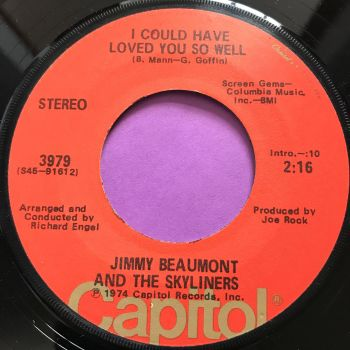 Jimmy Beaumont-I could have loved you so well-Capitol E+