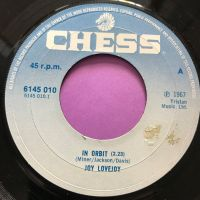 Joy Lovejoy-In orbit-UK Chess E