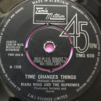 Supremes-Time changes things-TMG 650 E+