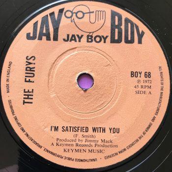 Fury's-I'm satisfied with you-UK Jayboy E+