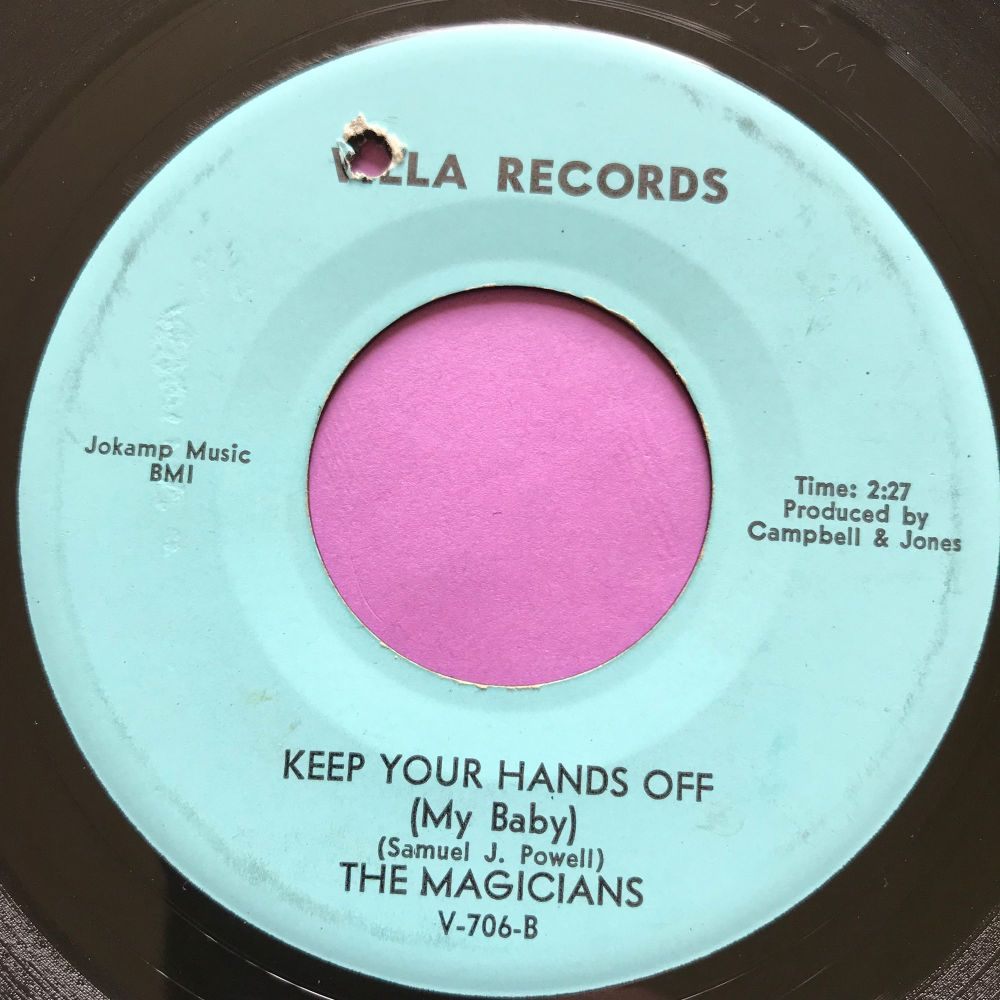 Magicians-Keep your hands off-Villa E