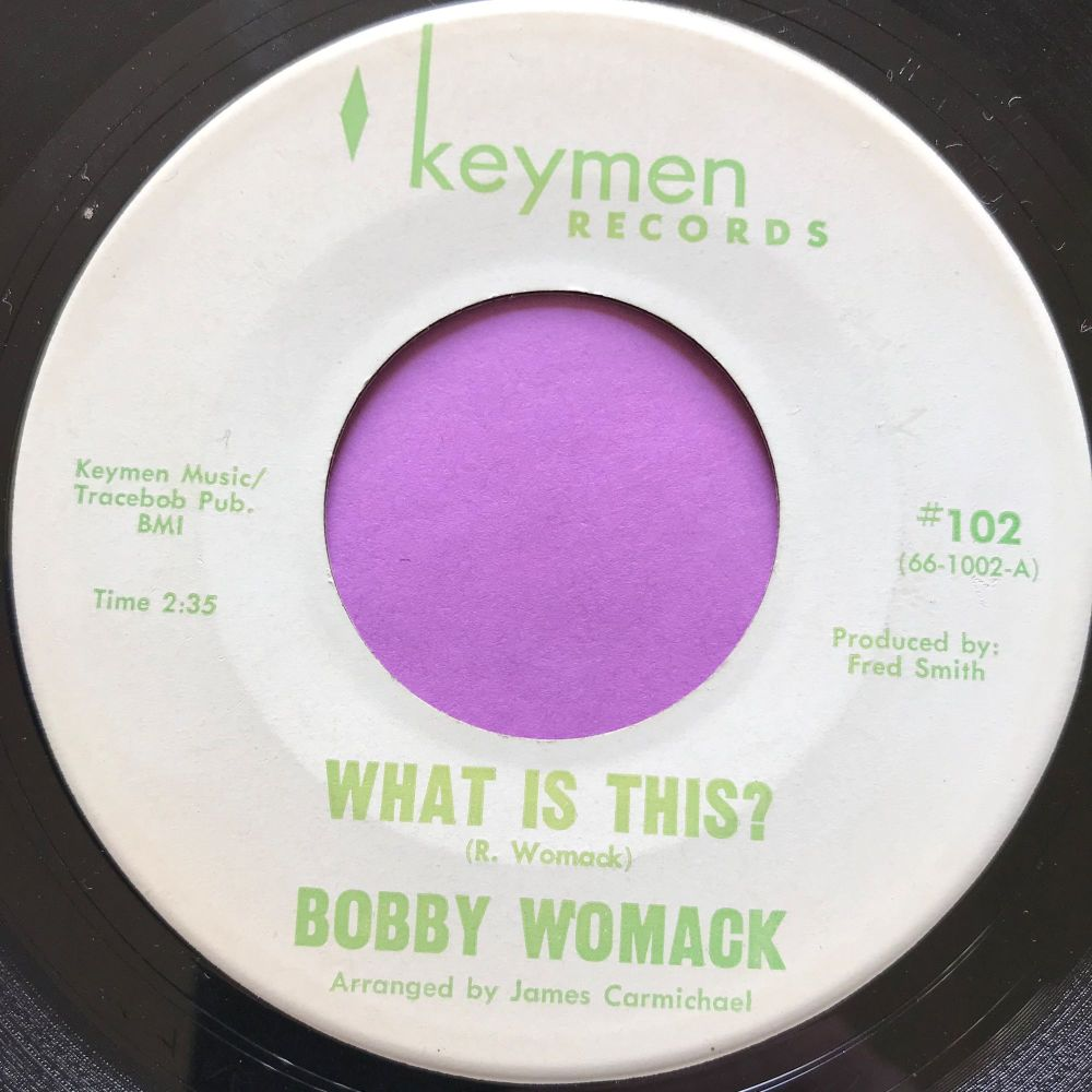 Bobby Womack-What is this-Keymen E+