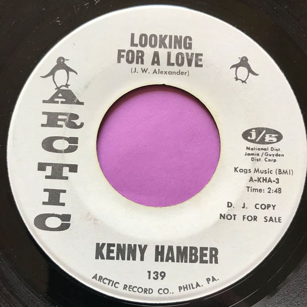 Kenny Hamber-Looking for a love-Arctic WD E+