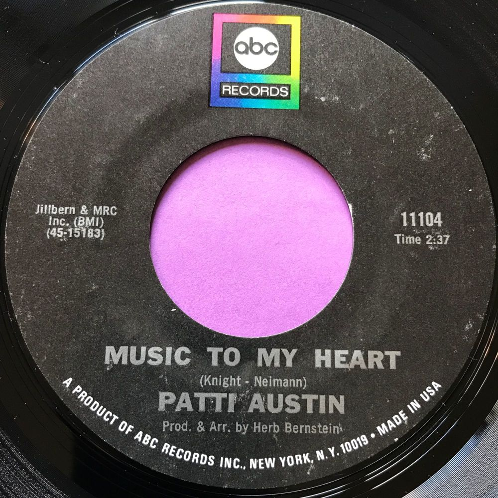 Patti Austin-Music to my heart-ABC E+