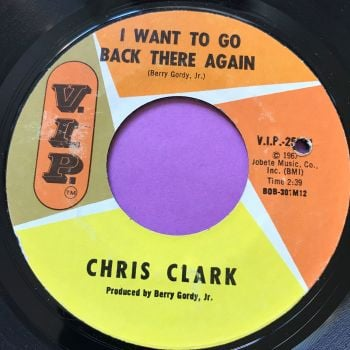 Chris Clark-I want to go back there again-VIP E+