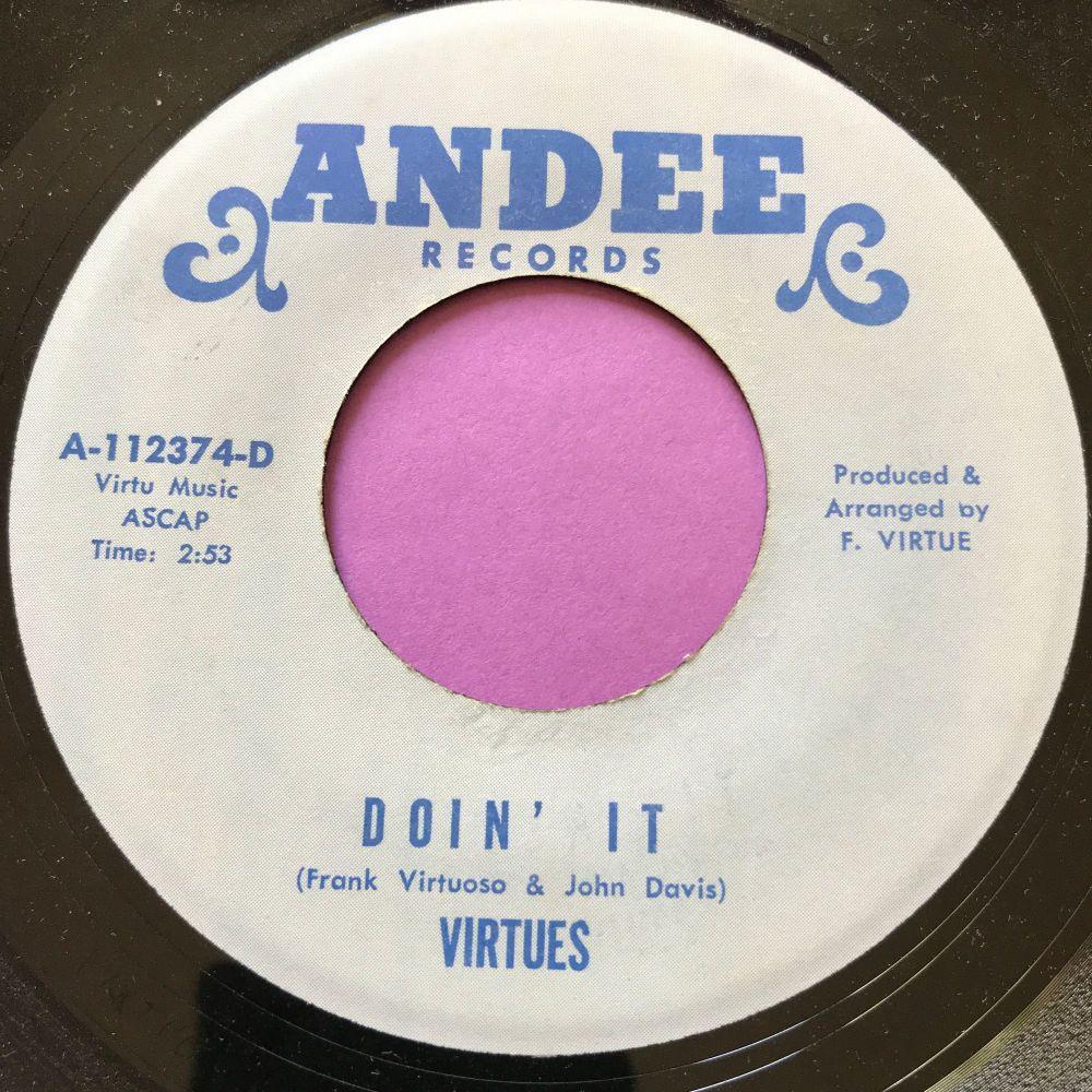 Virtues-Doin' It-Andee E+