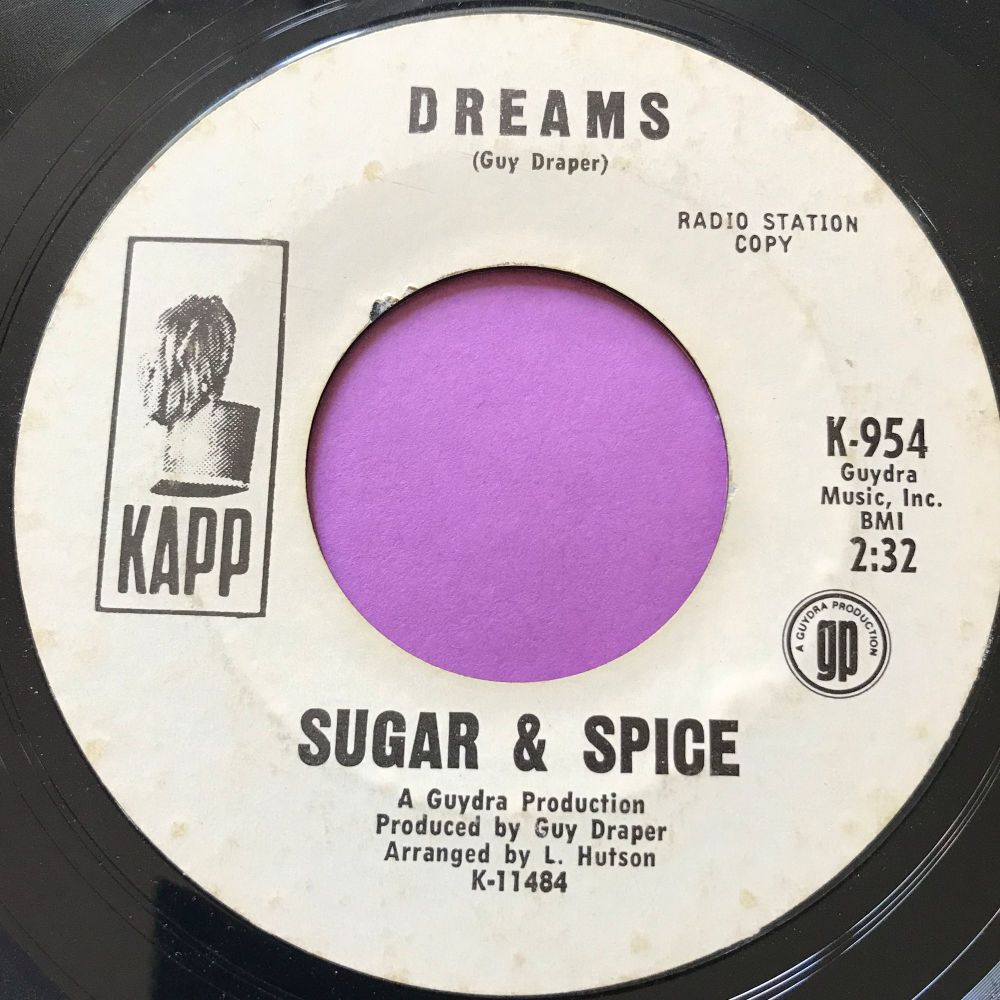 Sugar & Spice-Dreams-Kapp WD E