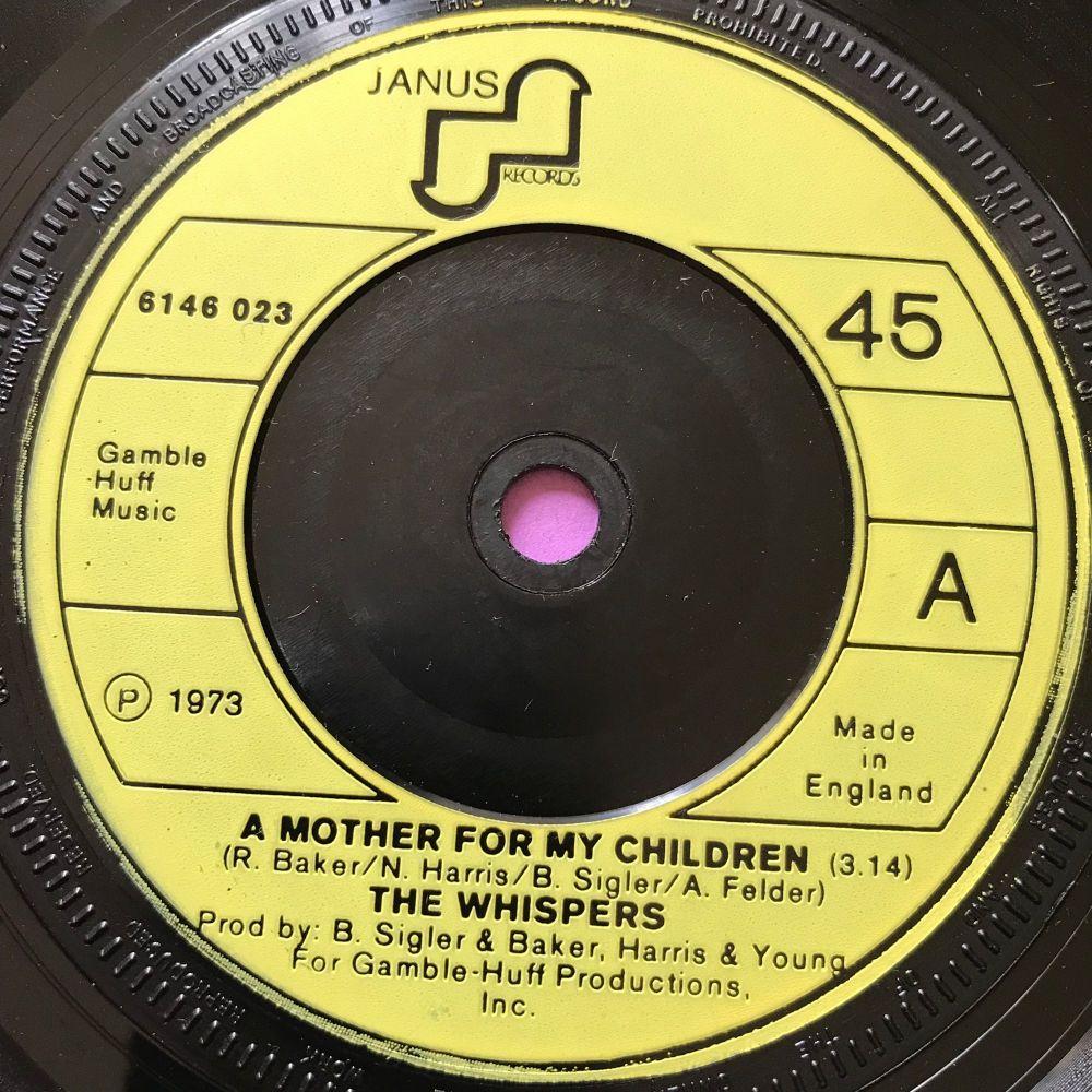 Whispers-A mother for my children-UK Janus E+