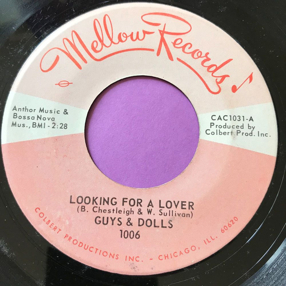 Guys & Dolls-Looking for a lover-Mellow E+