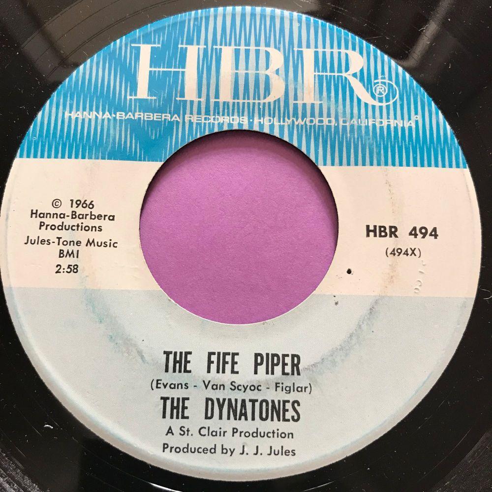 Dynatones-The Fife Piper-HBR E+