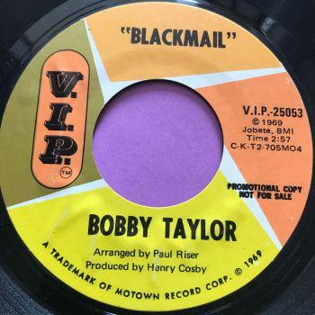 Bobby Taylor-Blackmail-VIP Demo E+