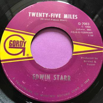 Edwin Starr-Twenty five miles-Gordy E