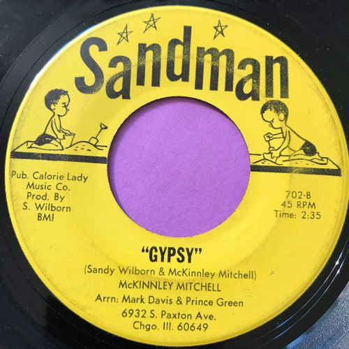 McKinnley Mitchell-Gypsy/ This Place ain't getting...-Sandman E