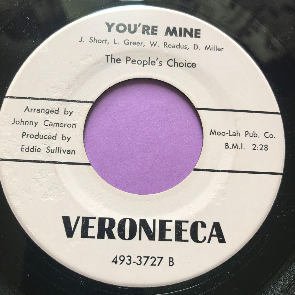 People's Choice-You're mine-Veroneeca E+