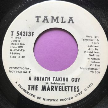 Marvelettes-A breathtaking guy-Tamla WD E+