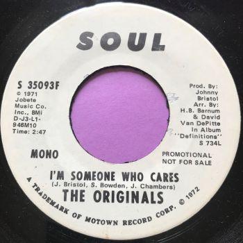 Originals-I'm someone who cares-Soul WD E+