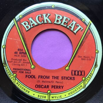 Oscar Perry-Fool from the sticks-Backbeat Demo E+