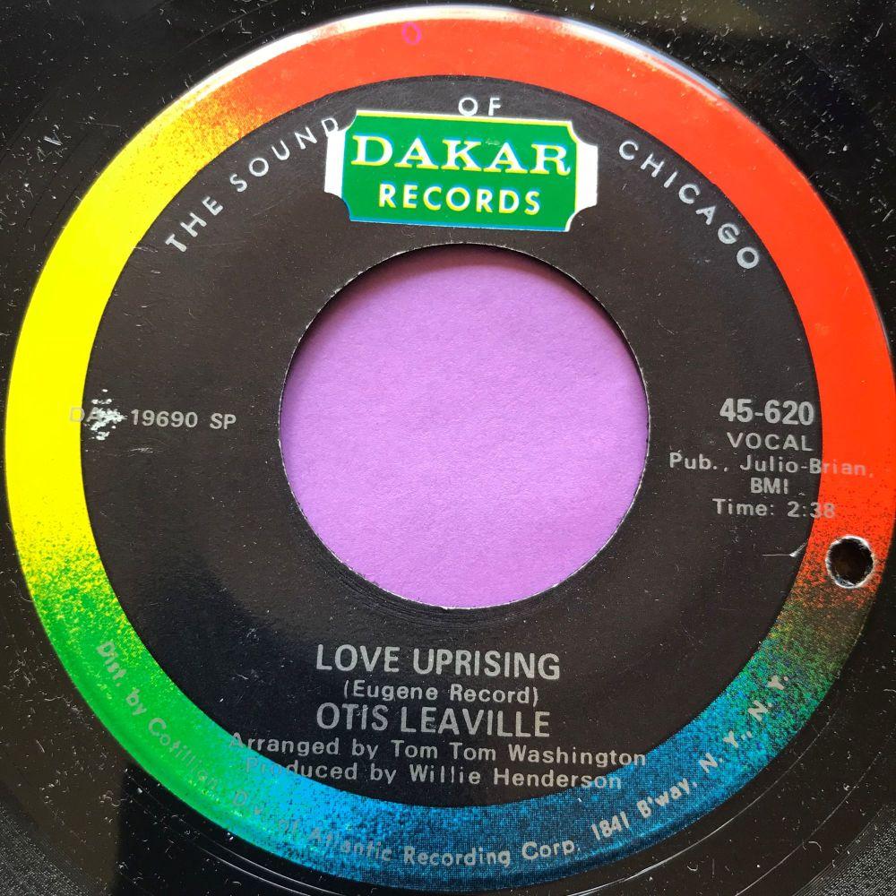 Otis Leaville-Love uprising-Dakar M-