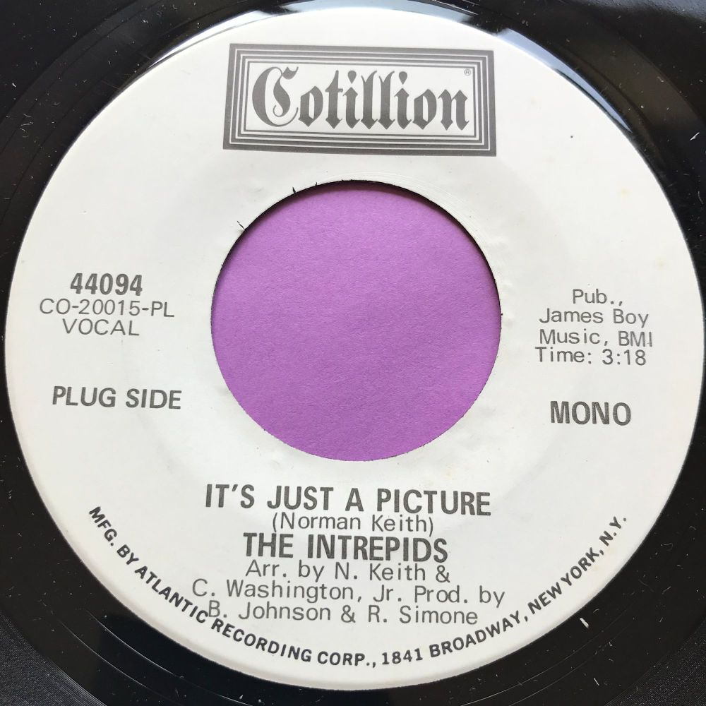 Intrepids-It's just a picture-Cotillion WD M-